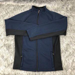 SPYDER Full Zip Core Sweater Jacket Boy's L